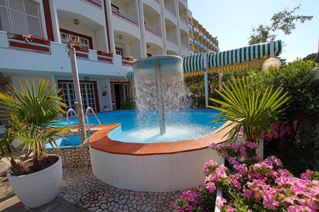 piscina Golf&Beach Hotel B&B Mima centrale